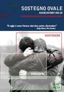 Brochure Sostegno Ovale